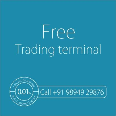 best brokerage trading account in india