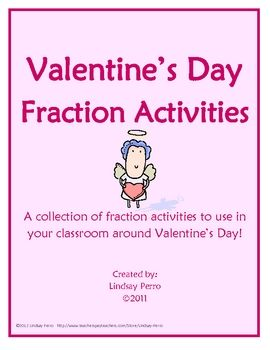 valentine's day lesson ideas