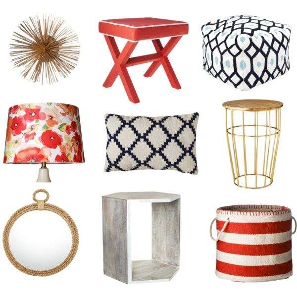 """Spring Target Home Finds"" by blue11interiors on Polyvore"