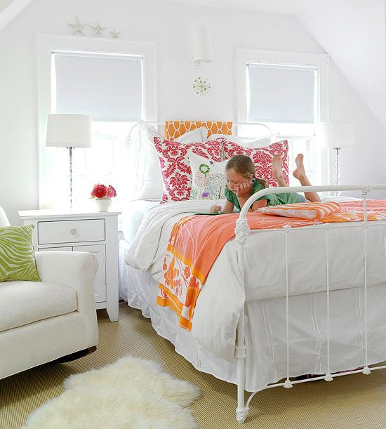 ideas for daughter's room