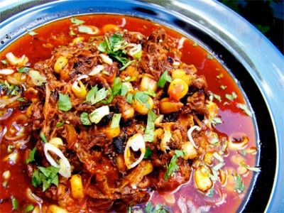 Posole - Mexican Stew | Favorite Recipes and Things to Try | Pinterest