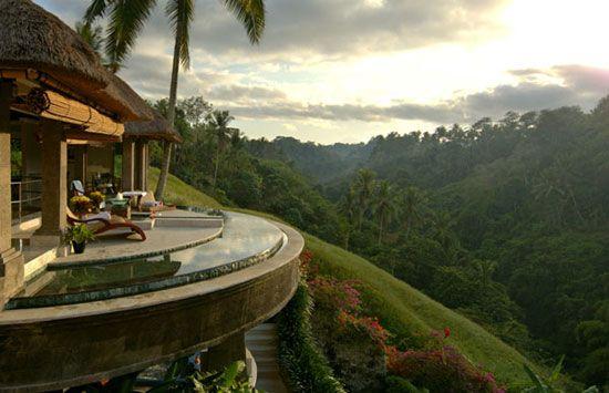 Viceroy Bali Hotel. Indonesia.