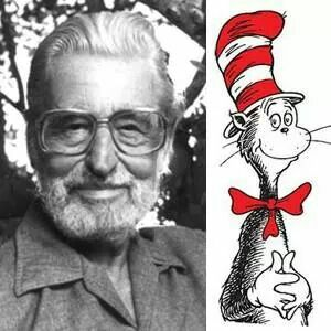 Dr Seuss | Famous or Infamous in b/w | Pinterest