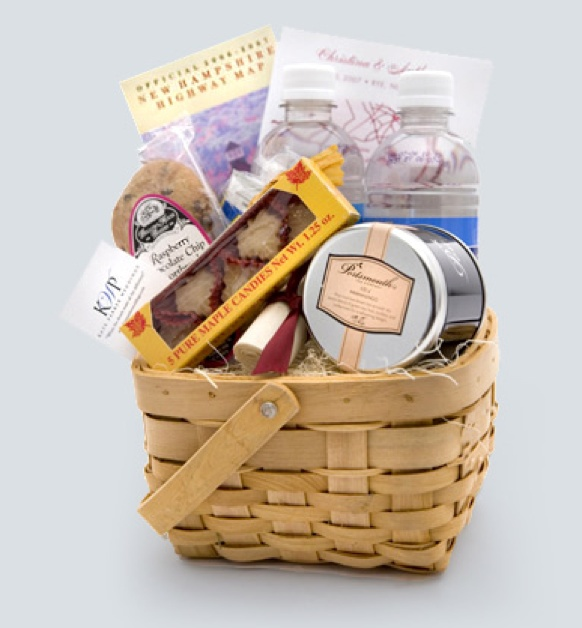 Unique Wedding Welcome Gifts : Welcome baskets for wedding guests Unique Wedding Ideas Pinterest