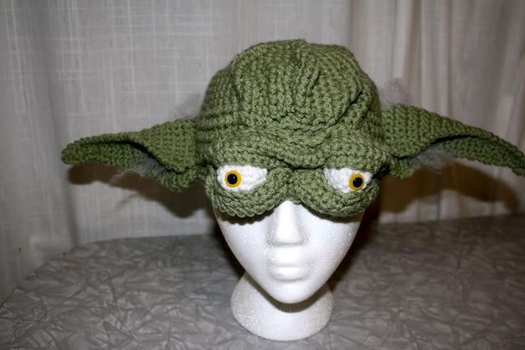 Crochet Patterns Yoda : crochet patterns