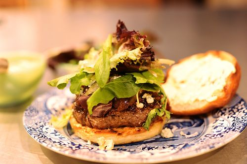 Pioneer Woman's Favorite Burger Ever | Recipe
