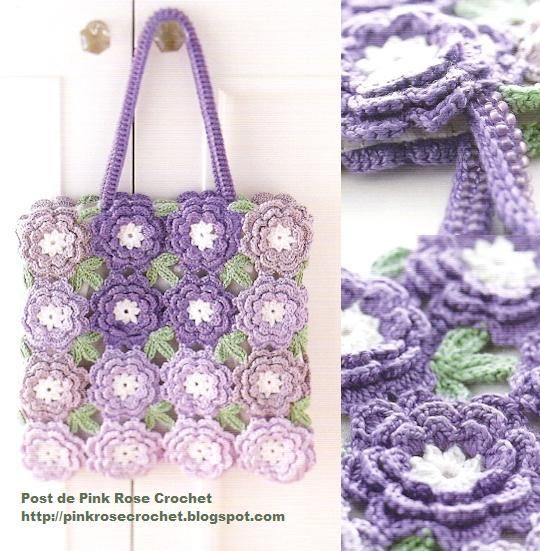 blogs etrangers - Crochet Passion Crochet Pinterest