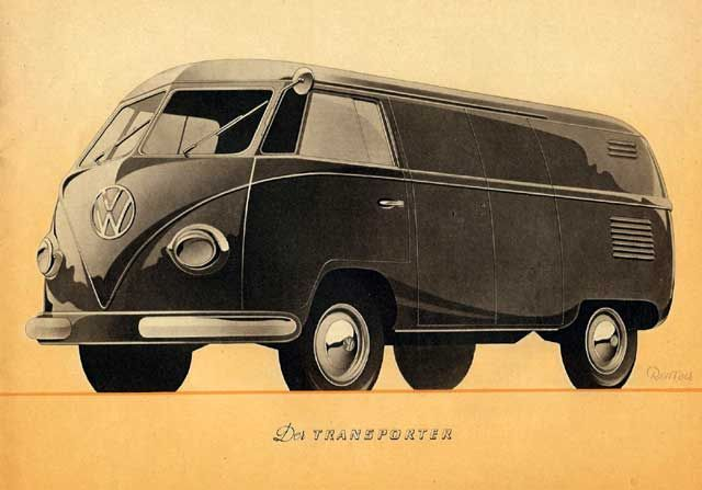 VW Transporter (Bulli) Type 2