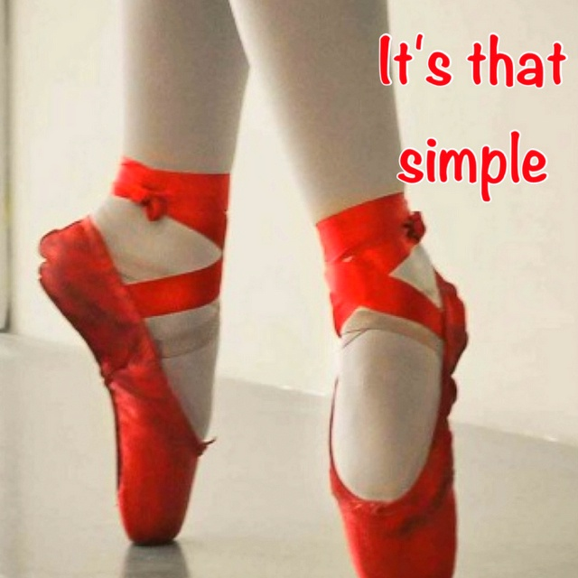 Red pointe shoes!!:) | THE SHOES AND DIAMONDS DIVA!!!! | Pinterest