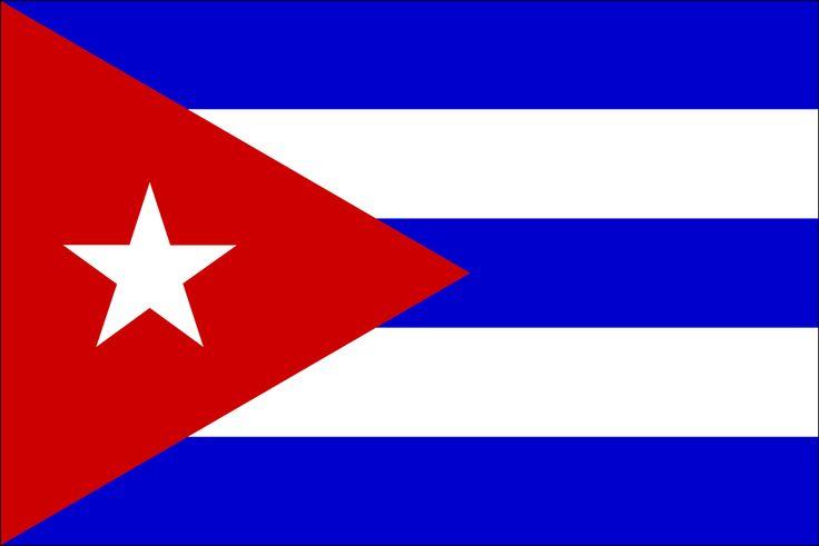 cuba state flag