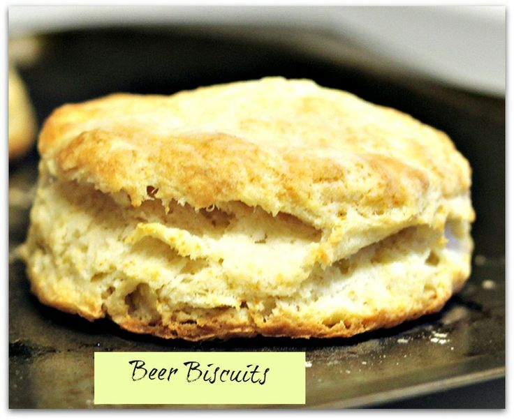 Beer Biscuits is ans absolutely smashing snack for a weekend party