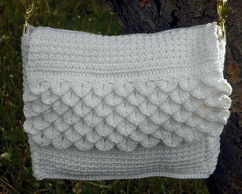 Pin by Anita Jacobson on Hooked on Crochet - Bags Pinterest
