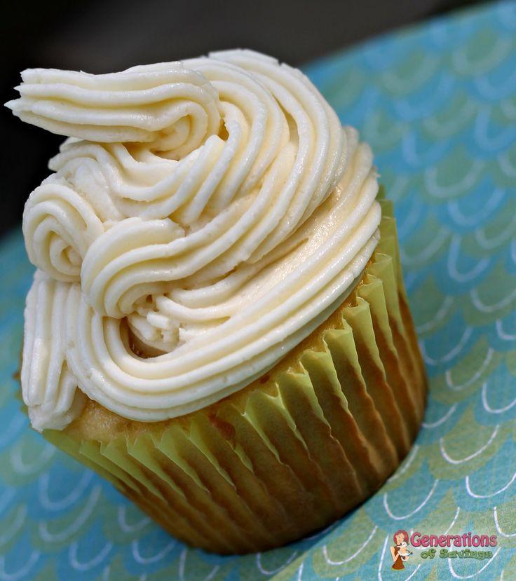Basic Buttercream Icing | Recipe