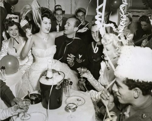 New Year's Eve 1942