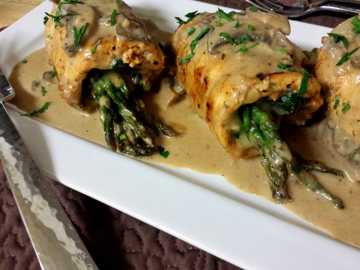 ... chicken and asparagus rolls unsliced chicken breasts mar asparagus