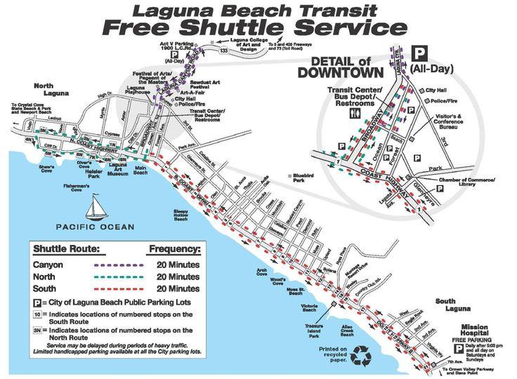 Free Schutle Laguna Beach