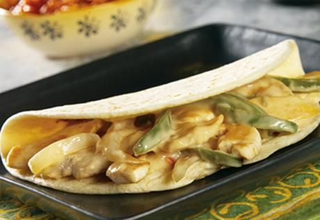 ... Fajitas Recipe with a spicy, creamy sauce made from Cream of Chicken