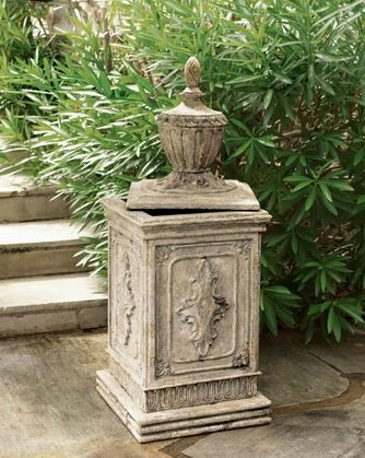 Patio Trash Can Great Gardens Pinterest
