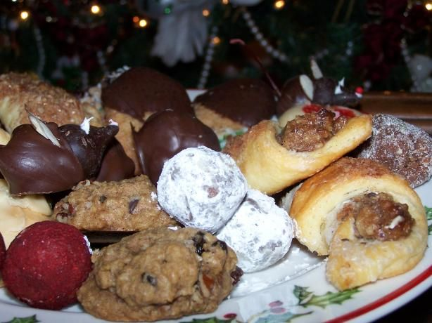 Photos Of Bourbon Rum) Balls No Bake Cookies) Recipe - Food.com ...