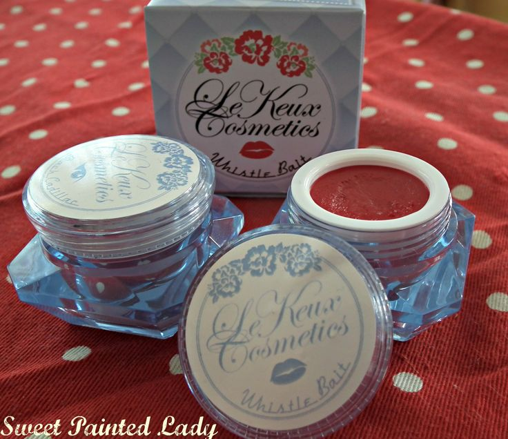 Le Keux Cosmetics, Sweet Painted Lady