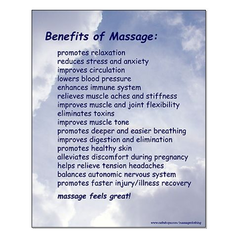 As many of my followers now, I have been a massage therapist since 2001.  Did yo