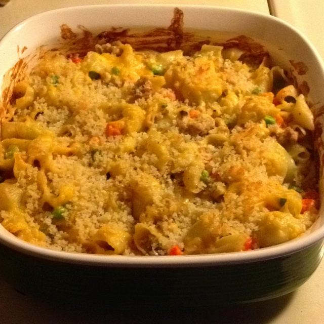 Turkey Noodle Casserole. | Yummy Food I'd Like to Recreate | Pinterest