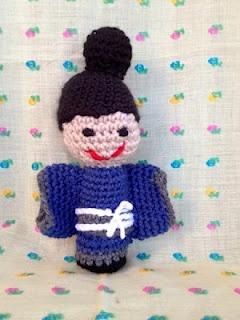 Amigurumi: Dolls, Kokeshi su Pinterest | 60 Pin