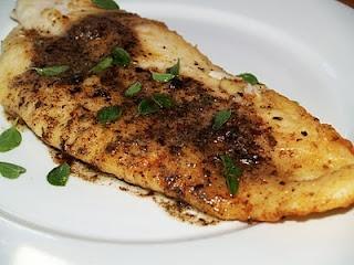 A natural kitchen john dory fish recipe healthy food for John dory recipe