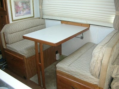 Rv Bench Seat 28 Images Cer Van Research Sustainable