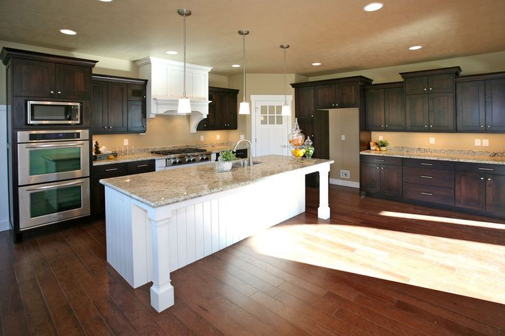 Beautiful Open Kitchen House Remodel New Kitchen Pinterest