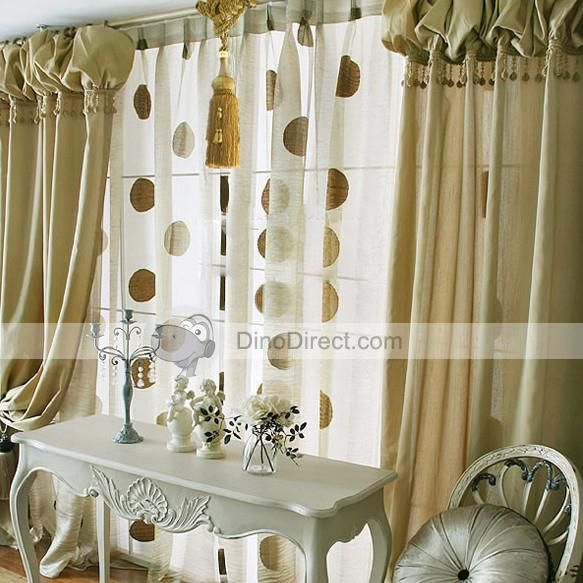 ... Window Coverings – Free Curtain Patterns and Free Drapery Patterns