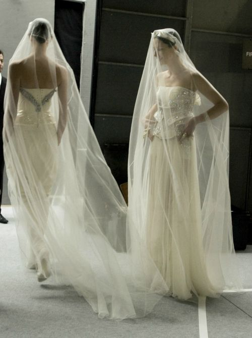 wedding dresses long veils wedding ideas pinterest