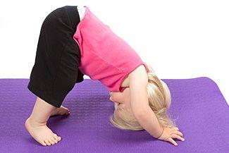 Yoga strong at any age. :-)
