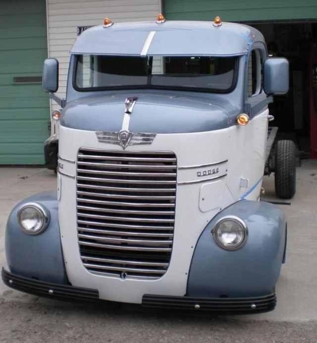 1947 dodge cab over engine for autos weblog for Dodge motors for sale