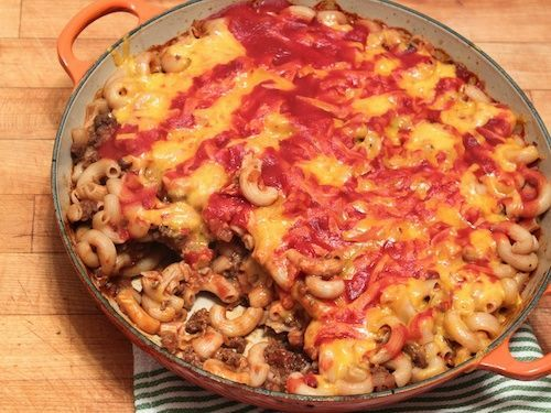 Pasta And Beef 'Goulash' | Recipes | Pinterest