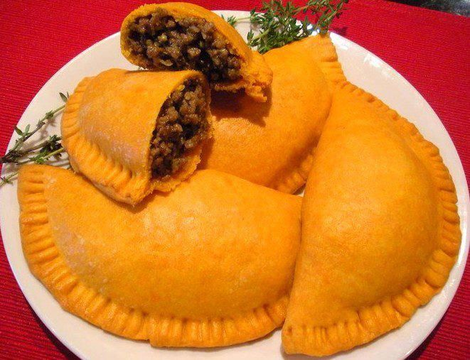 Jamaican Meat Patties. | Haute Cuisine | Pinterest