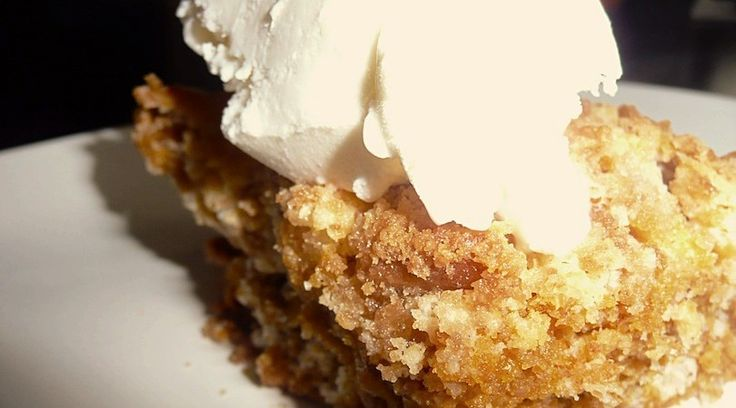 PUMPKIN CHEESECAKE COBBLER | Dessert | Pinterest