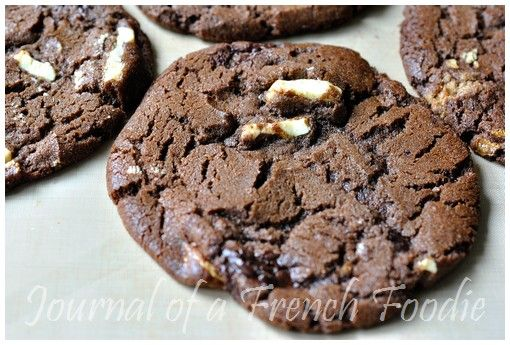 Chewy chocolate overload cookies | Recipes for my Thermomix | Pintere ...