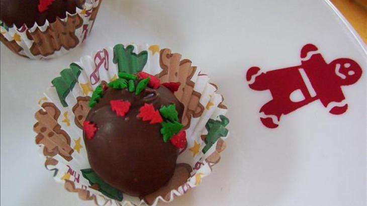 Gingerbread Truffles | desserts | Pinterest