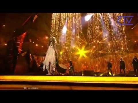 eurovision actuacion españa 2013