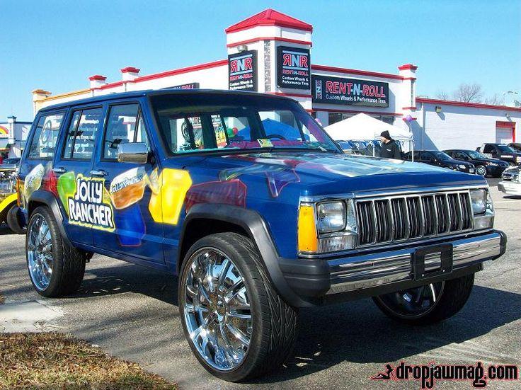 Cars Like Jeeps