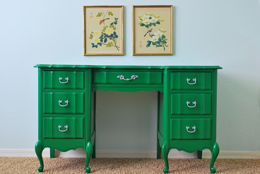 Bright Color Painted Furniture Colorful Furniture