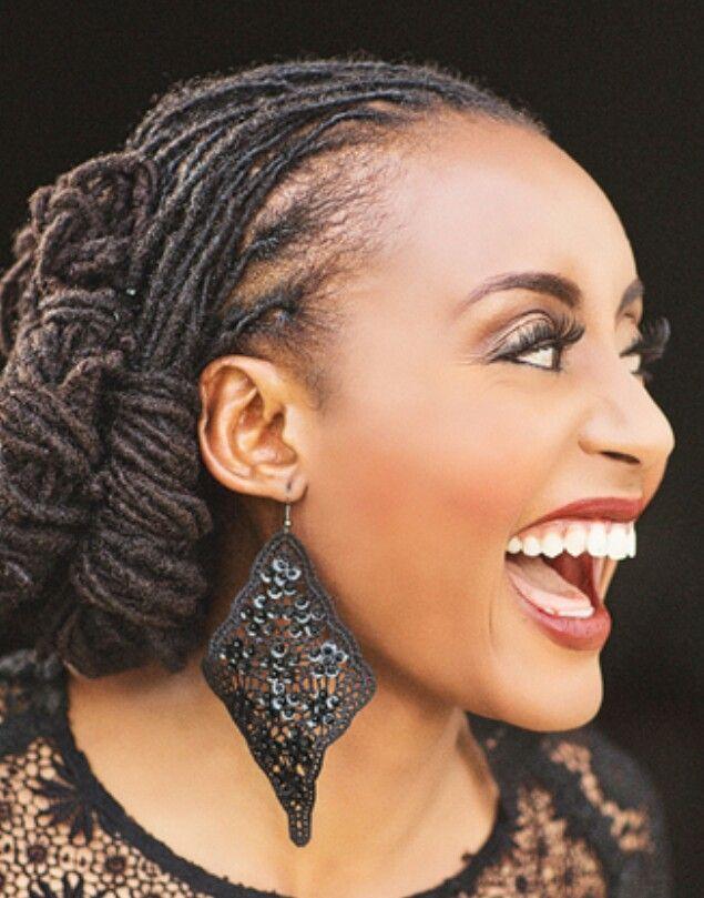 Beautiful Locs | Beautiful Black Hairstyles | Pinterest