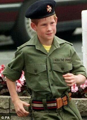 What Will Prince Harry Wear To The Royal Wedding