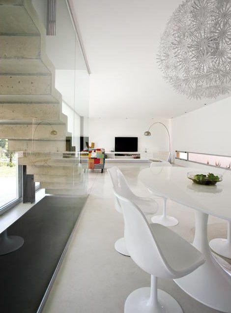 Modern interieur  Interieur  Pinterest