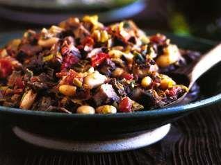 Mushroom, Tomato and White Bean Ragout: A Cozy Vegetarian Stew ...
