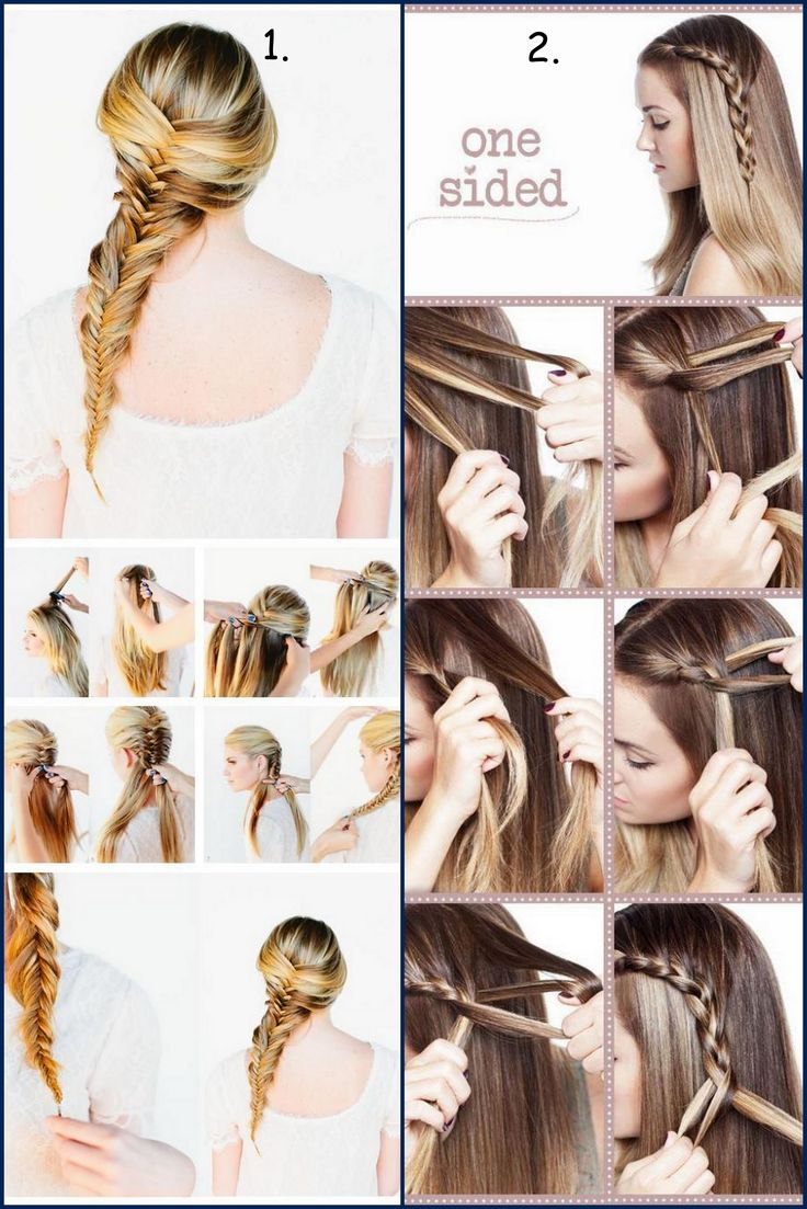 jabong.net/hair-accessories-for-women-at-jabong/ #diy #Fishtail Braid