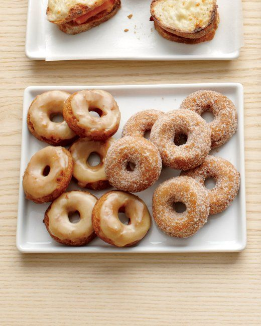 Apple Cider Doughnuts Recipe | Breakfast food to try making | Pintere ...