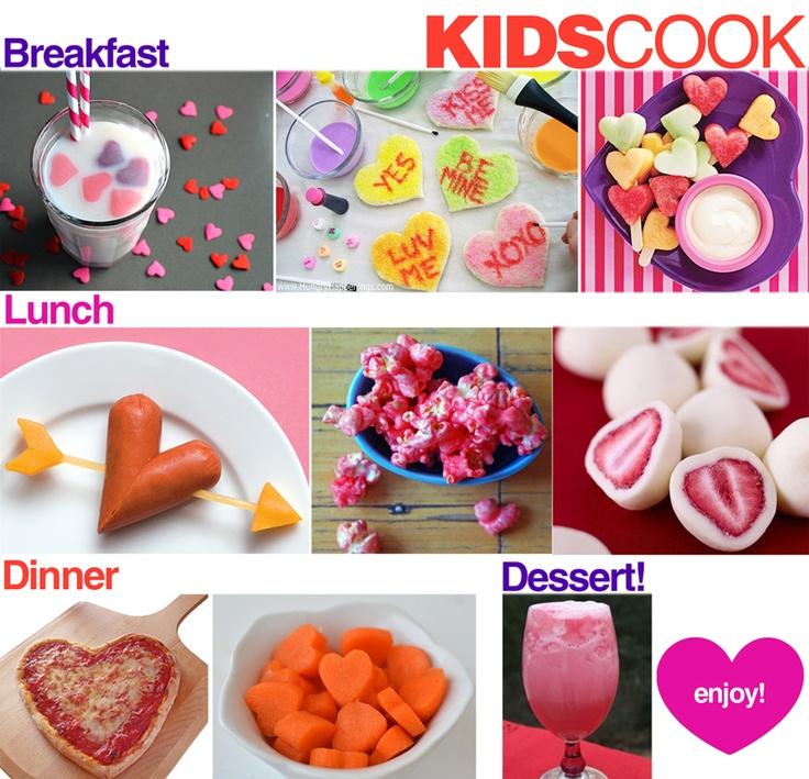 V-day menu