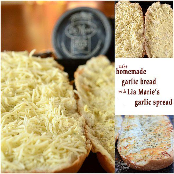 Garlic Cheese Bread | Breads,Biscuits & Muffins | Pinterest